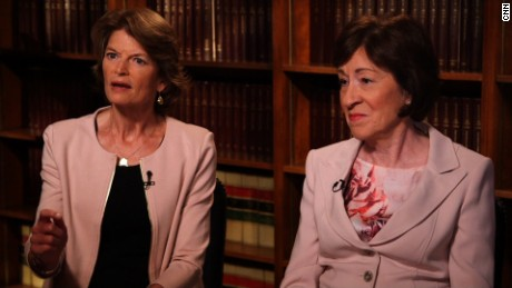 Collins, Murkowski open up about 'no' vote