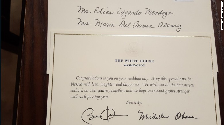 And For All The Single Ladies Out There, Itu0027s Not Just Wedding Invitations  That Get An Obama Response.