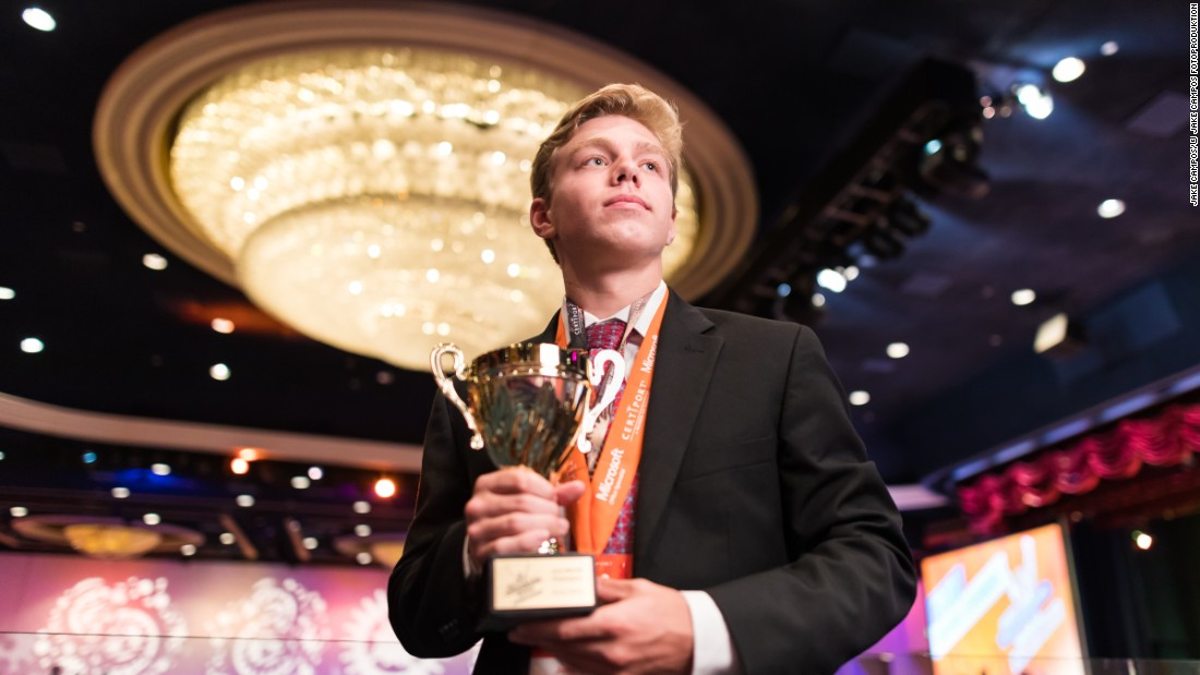 Yes, there really is a world championship for Microsoft Office