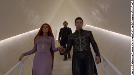 'Marvel's Inhumans'