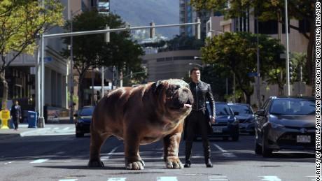 'Inhumans' seeks to add TV power to Marvel, ABC