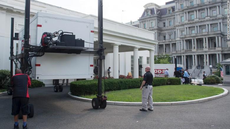 The White House Like You 39 Ve Never Seen It Cnnpolitics