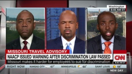 NAACP sends out travel warning for Missouri_00021430