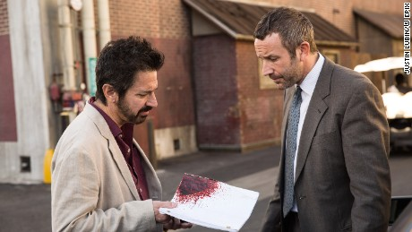 Ray Romano, Chris O'Dowd in 'Get Shorty'