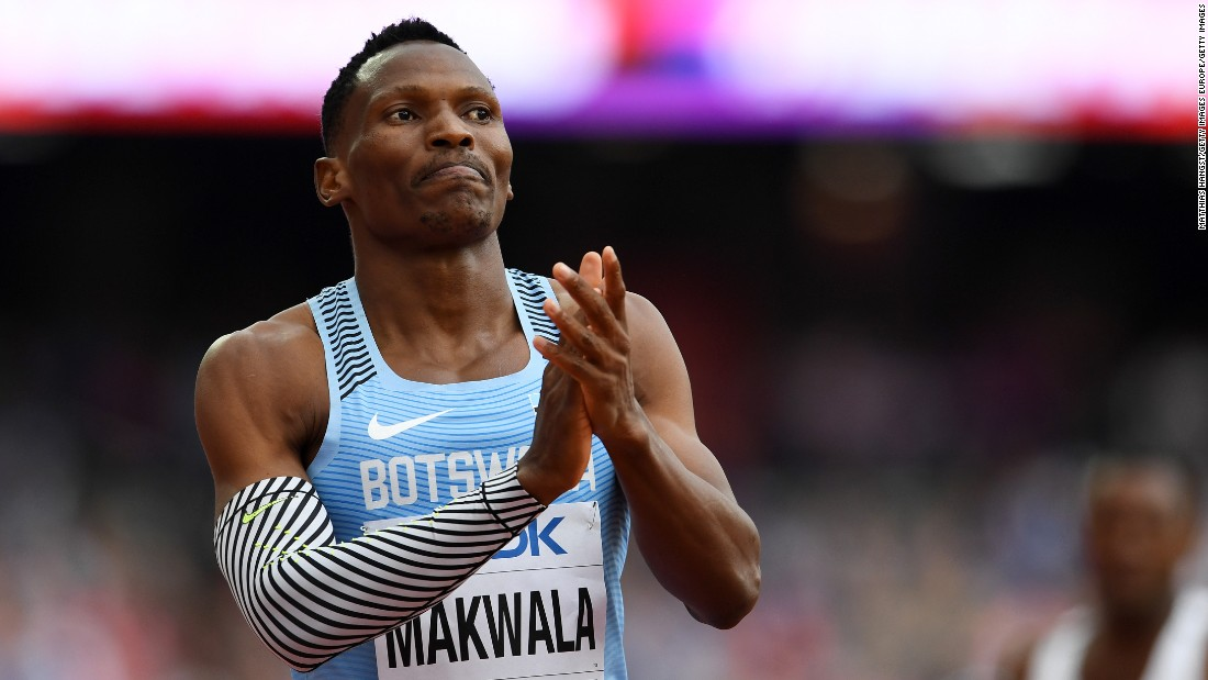 Athletes struck down by gastroenteritis at IAAF World Championships