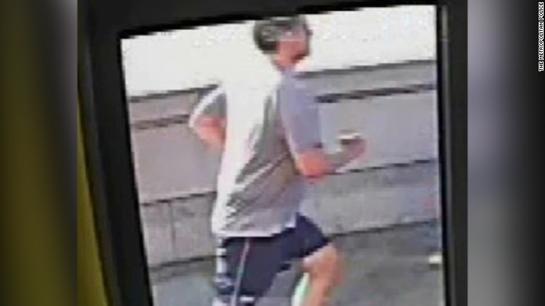 Fresh appeal for witnesses as London police seek jogger