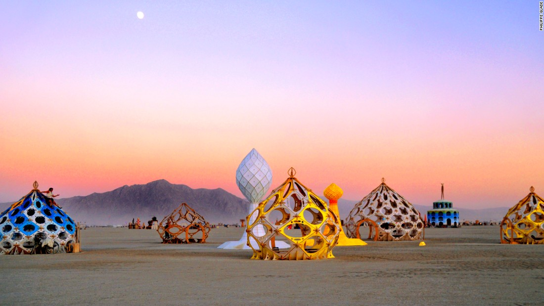 how to get to burning man