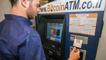 Since the the first one was introduced in Vancouver, Bitcoin ATMs have sprung up across the planet, including this one in Tel Aviv, Israel.