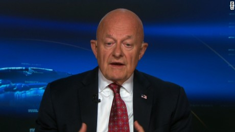 Clapper: Trump rhetoric similar to Kim Jong Un