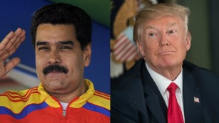 Venezuela's Maduro wants to meet with Trump