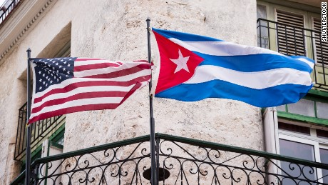 US and Cuba have long history of undiplomatic relations