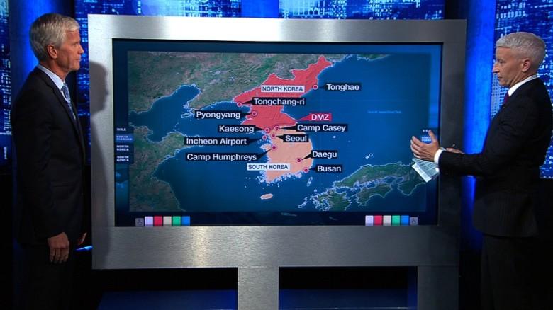 Cnn Analyzes North Korea S Military Strategy