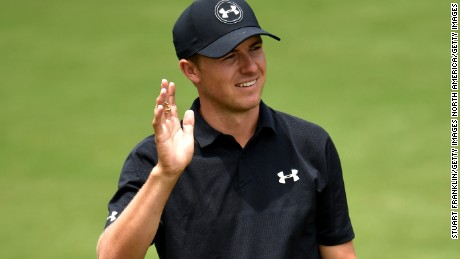 Can Jordan Spieth get a Grand Slam at the PGA?
