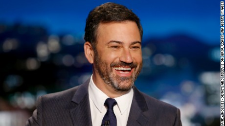 "JIMMY KIMMEL LIVE - ""Jimmy Kimmel Live"" airs every weeknight at 11:35 p.m. EST and features a diverse lineup of guests that includes celebrities, athletes, musical acts, comedians and human-interest subjects, along with comedy bits and a house band."