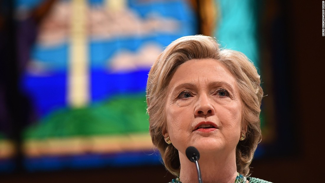 Hillary Clinton's pastor plagiarized part of new book