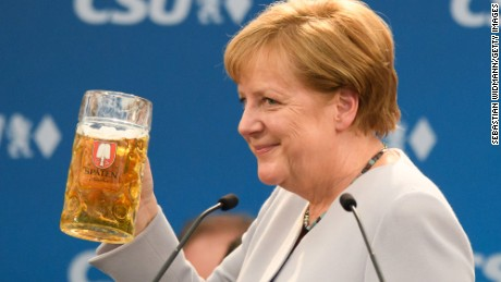 Angela Merkel's (not so big) secret to election success