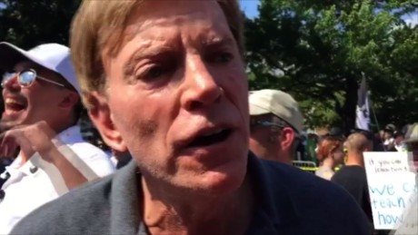 David Duke Trump Charlottesville protest nr_00000000