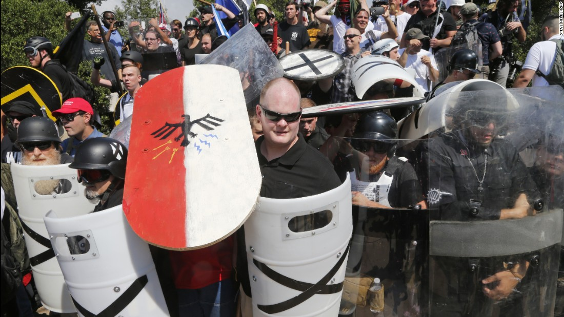 image of White nationalist rally turns deadly