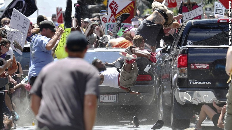How a white nationalist rally turned deadly in Charlottesville