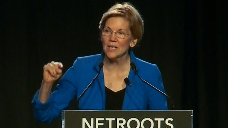 Sen. Warren : Liberals Are 'Heart and Soul' of Democratic Party