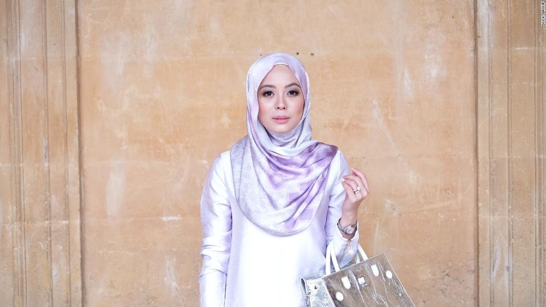 How a Brunei princess and Malaysian celebrity made a hit hijab line