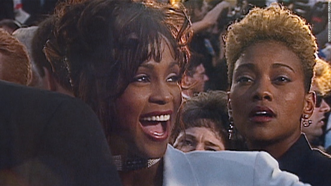 'Whitney' exposes rifts in Houston's tragic life