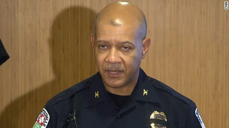 Charlottesville Chief of Police Al Thomas