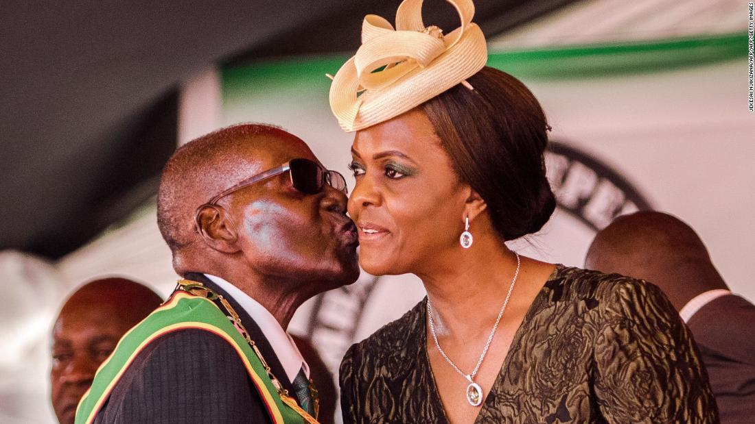 First Lady Asks For Diplomatic Immunity Over Alleged Assault