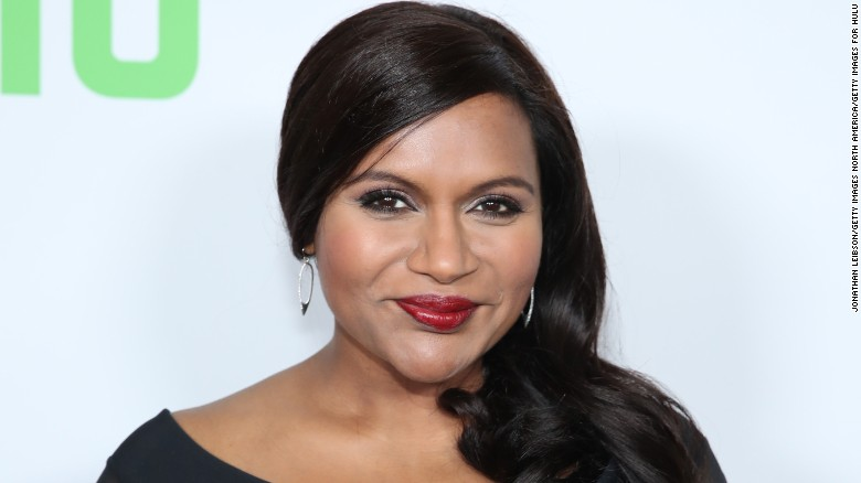 Mindy Kaling at Hulu Summer TCA on July 27, 2017 in Beverly Hills, California.