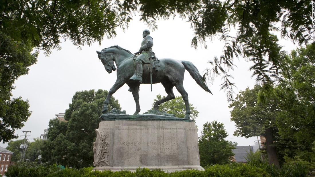 Trump: Removing Confederate monuments 'foolish'