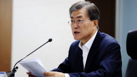 S. Korea Adviser: President Moon 'agonizing' over N. Korea