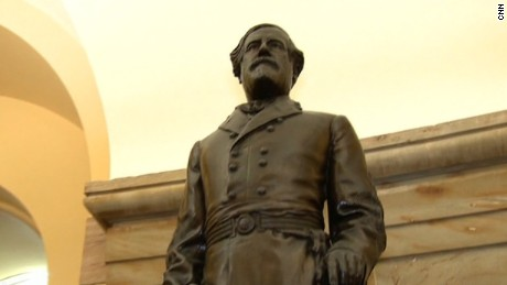 US Capitol home to several Confederate statues