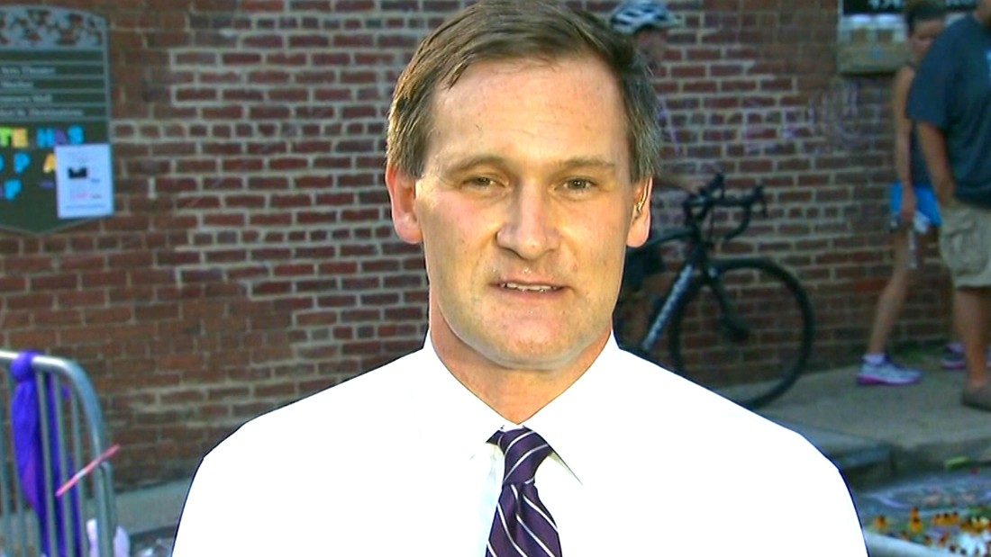 Charlottesville mayor: I changed my mind about Confederate monuments