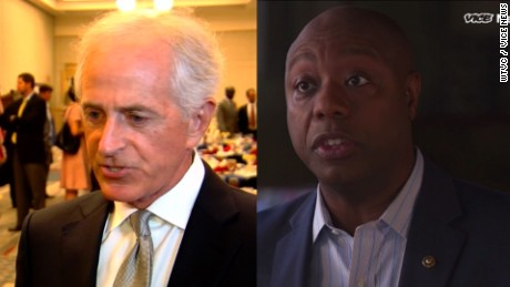 Tim Scott Bob Corker GOP senators criticize Trump lead_00000000.jpg