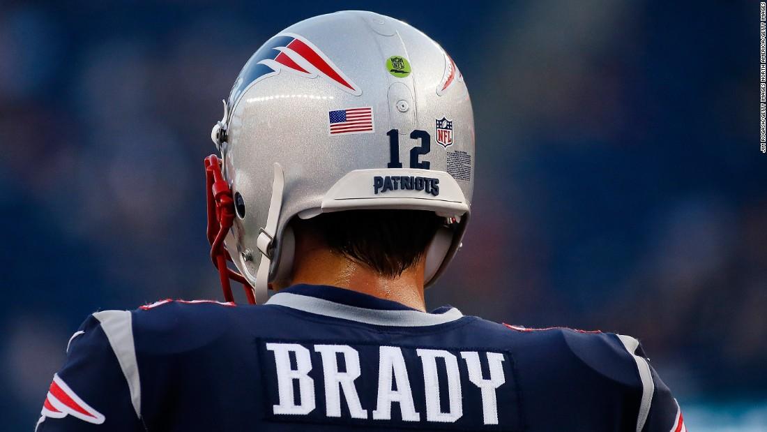 Tom Brady calls Trump's comments 'divisive'
