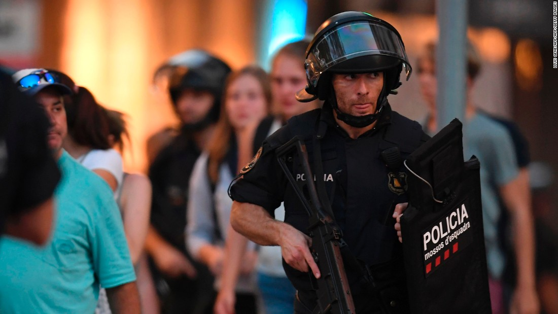 Barcelona terror attack: What we know