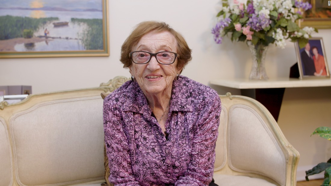 Holocaust survivor: This is not the America I came to