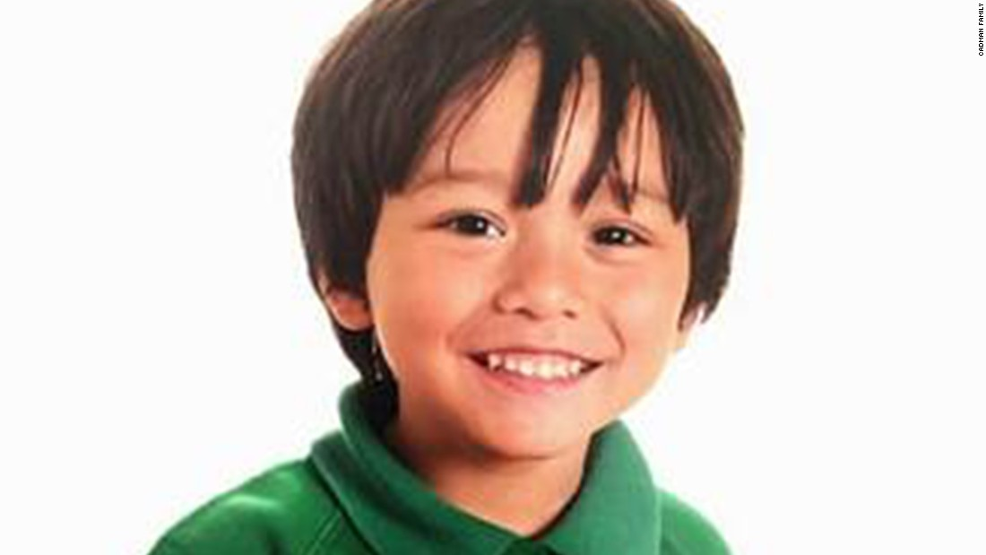 Julian Cadman, 7, confirmed dead after Barcelona attack