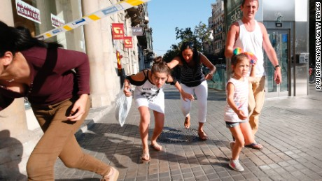 Barcelona and Cambrils attacks: What we know so far