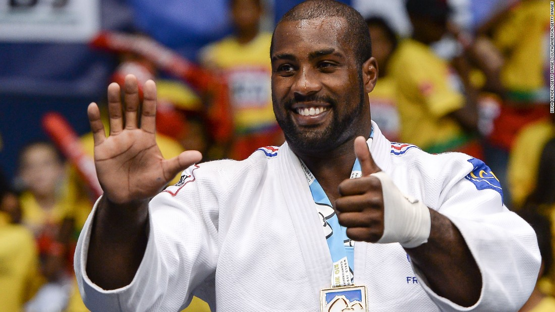 No judoka has more world championships titles than Teddy Riner. The Frenchman has won eight gold medals, predominantly in the heavyweight category, and will be hoping to add to his tally having secured gold at the Rio Olympics last year.