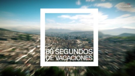 cnnee 60 seconds vacations ecuador_00000105
