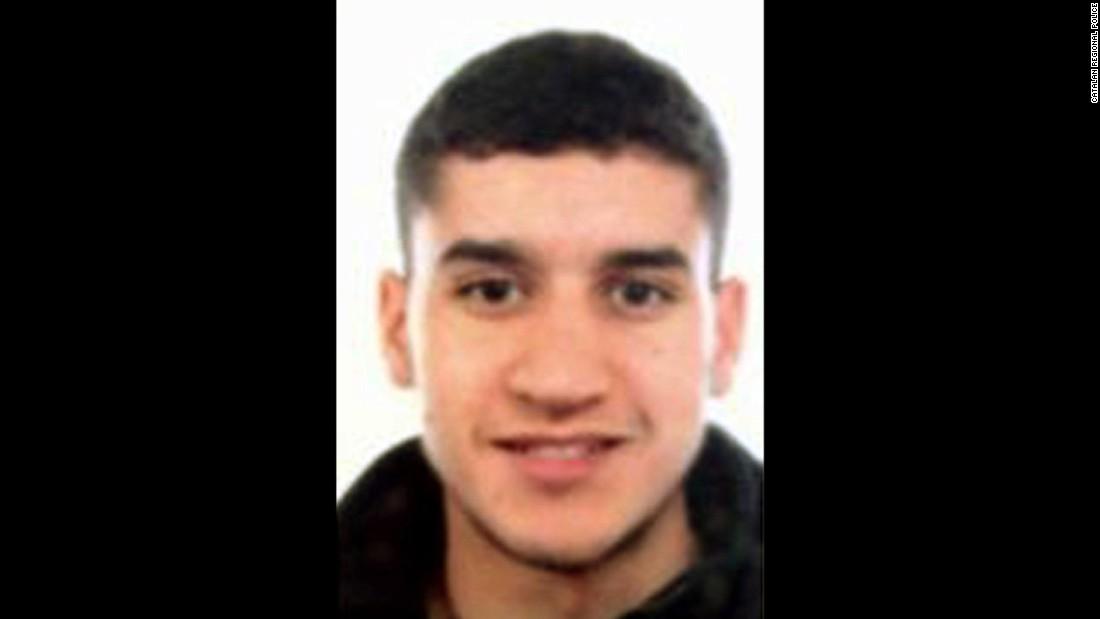 Barcelona attack: Police name driver of van