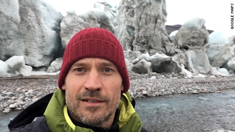 Earlier this year, Nikolaj Coster-Waldau teamed up with Google Maps to shine a spotlight on climate change effects in Greenland.