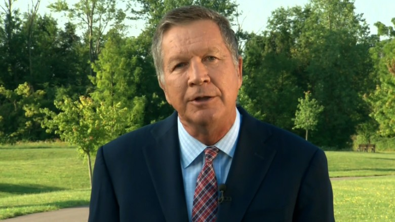 Kasich slams Trump's Obamacare subsidy threat