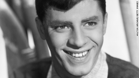 Jerry Lewis circa 1955 (Photo by Hulton Archive/Getty Images)