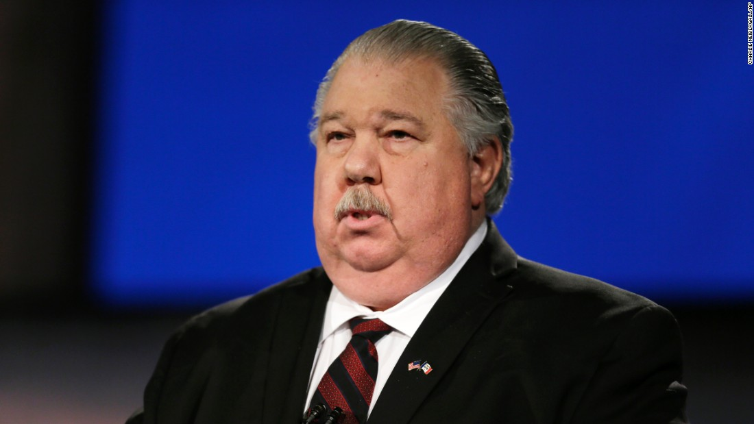 Trump pick Sam Clovis: 'Logical' that LGBT protections could lead to legalization of pedophilia