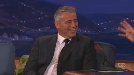 conan Matt Leblanc talks friends 8-21