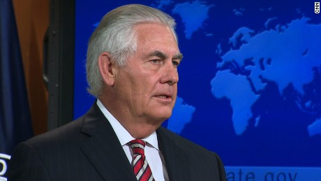 Tillerson sees possible pathway to DPRK dialogue