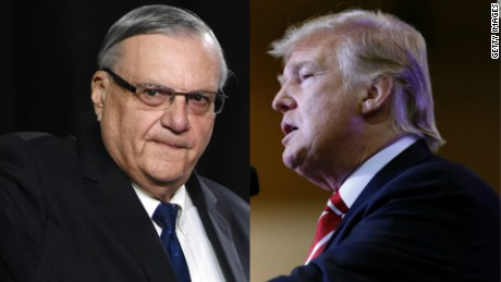 cnnee brk trump conferencia phoenix arizona sot perdon joe arpaio inmigracion ilegal_00014214