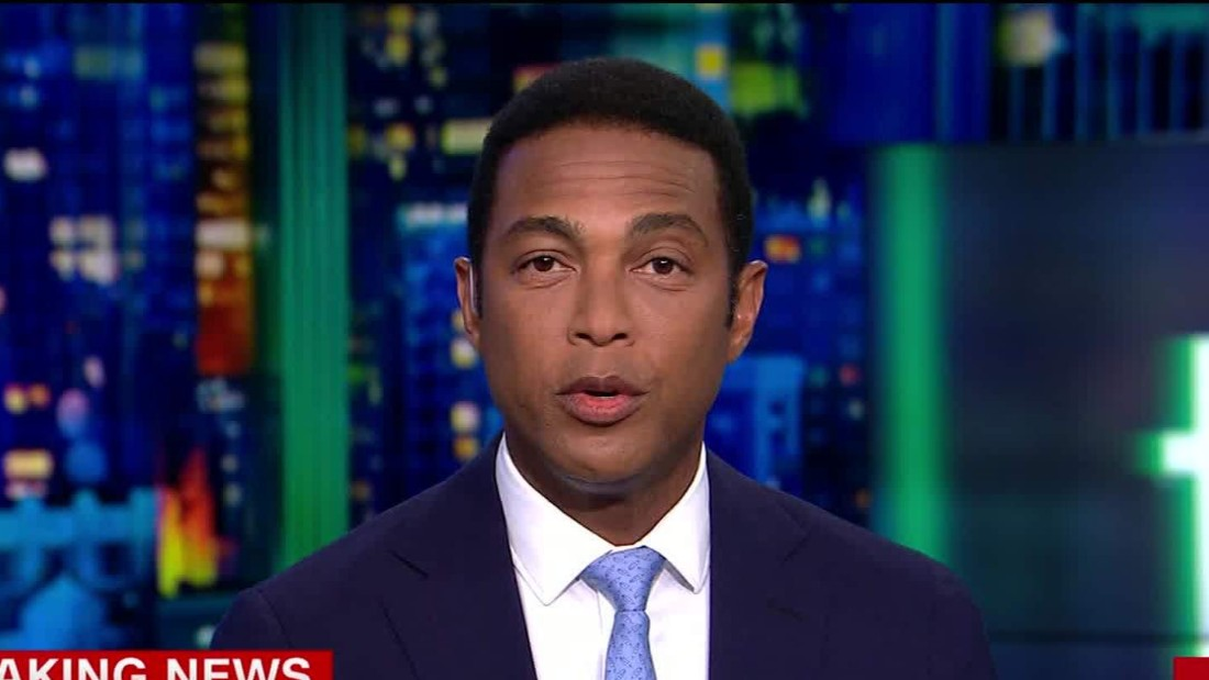 Don Lemon: Trump speech a 'total eclipse of the facts'